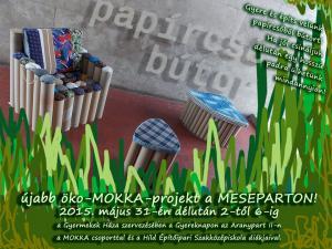 MESEPART - MOKKA játszóház a gyereknapon