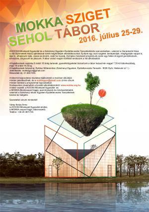 SEHOL sziget MOKKA tábor 2016