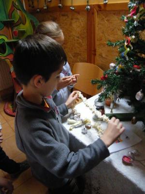 Régimódi karácsony
