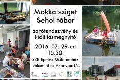 2016 MOKKA Sziget Sehol Tábor