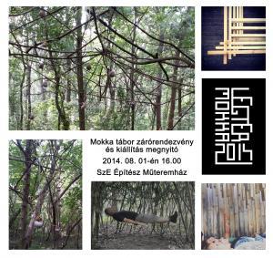 légTÉr MOKKA tábor 1. 2014 táborzáró kiállítás