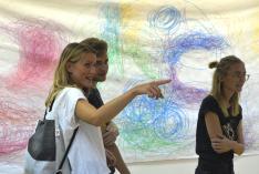 MOKKA 15 - Átváltozás kiállítás a Borsosban