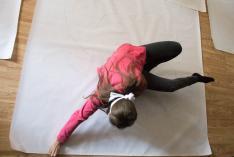 Balett, képzőművészet, vers,  zene - Önismereti csoport Paksról a MOKKÁban