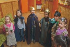 MESEHŐSÖK - Az öreg király